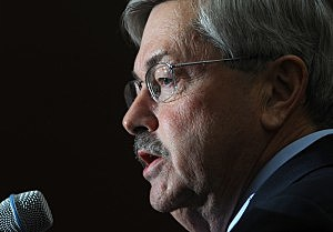 Iowa Governor Terry Branstad (Photo By: Steve Pope/Getty Images)