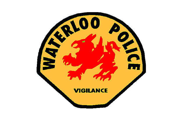 Waterloo Police Patch