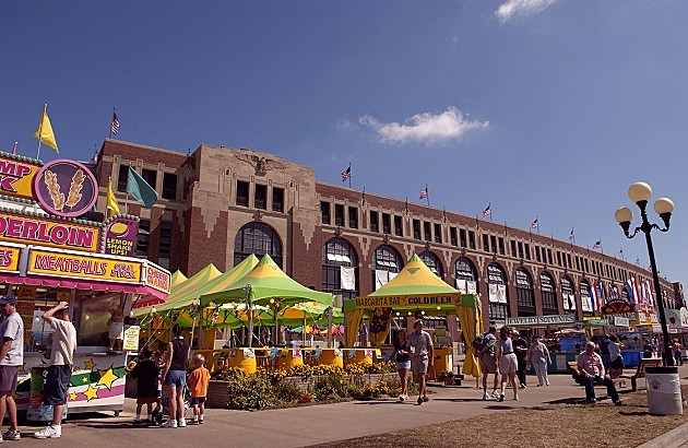 The Iowa State Fair Grandstand (Iowa State Fair Photo)