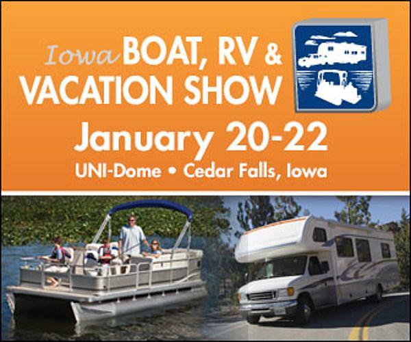 29th Annual Iowa Boat, RV & Vacation Show