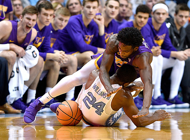 Northern Iowa v North Carolina